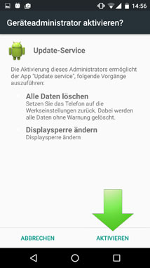 android installation mspy