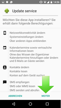 mSpy Installation Android