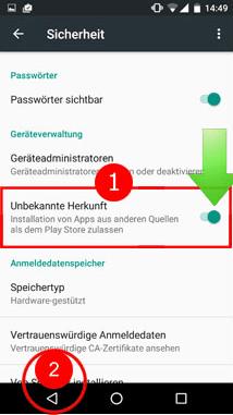mSpy Installation Android
