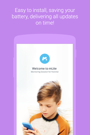 Snapchat-Überwachungs-App